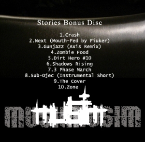 Stories Bonus Cover